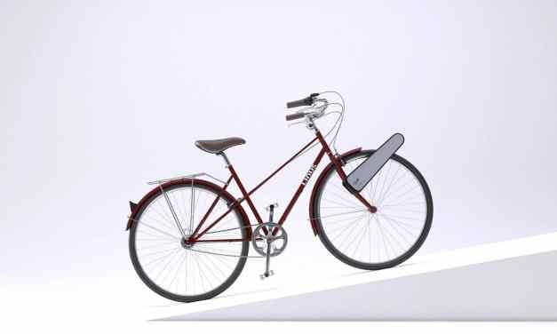 CLIP e-bike conversion kit instantly TRANSFORMs any bike into an e-bike