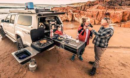 ARB Slide Kitchen – Fully Contained Kitchen in your 4WD