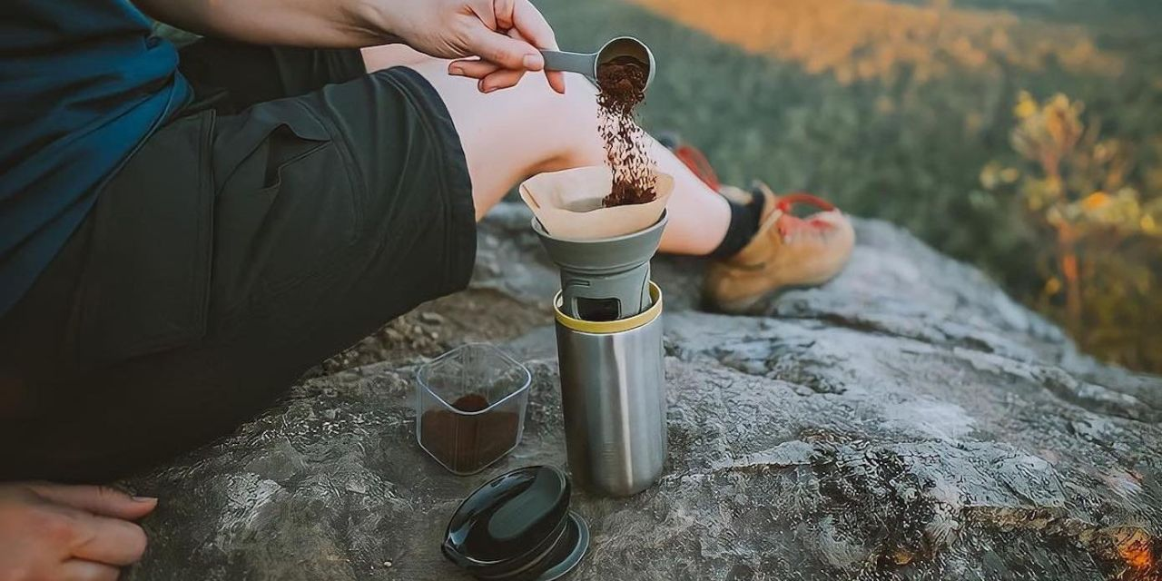 Cuppamoka – Brew the Perfect Pour-Over Coffee Anywhere