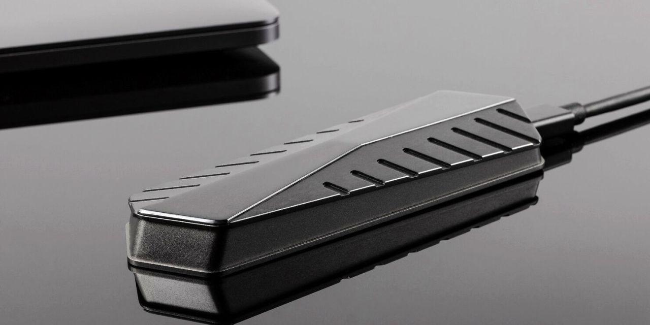 Gigadrive World's Fastest External SSD