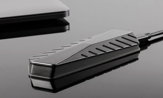 Gigadrive World's Fastest External SSD