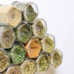 Magnetic Spice Jars Free Up Your Kitchen Storage space