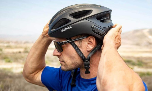 Sena R1 Smart Cycling Helmet: Protects Your Noodle Plus Much More