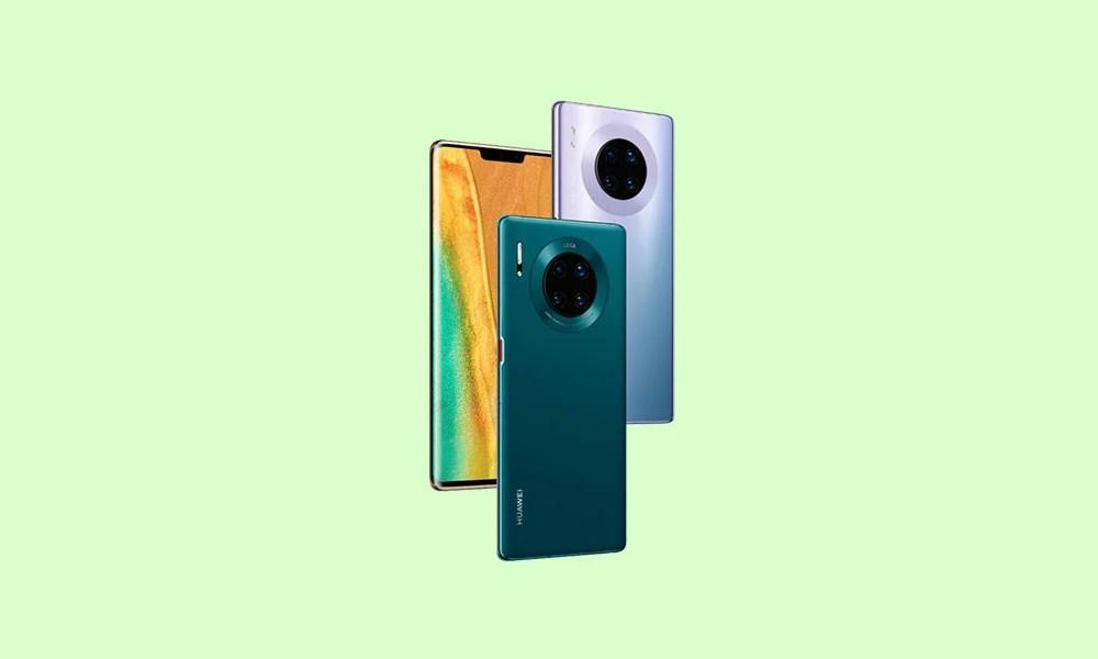 Обои для рабочего стола Huawei Mate 30 Pro Скачать