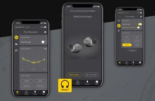 приложение jabra sound +