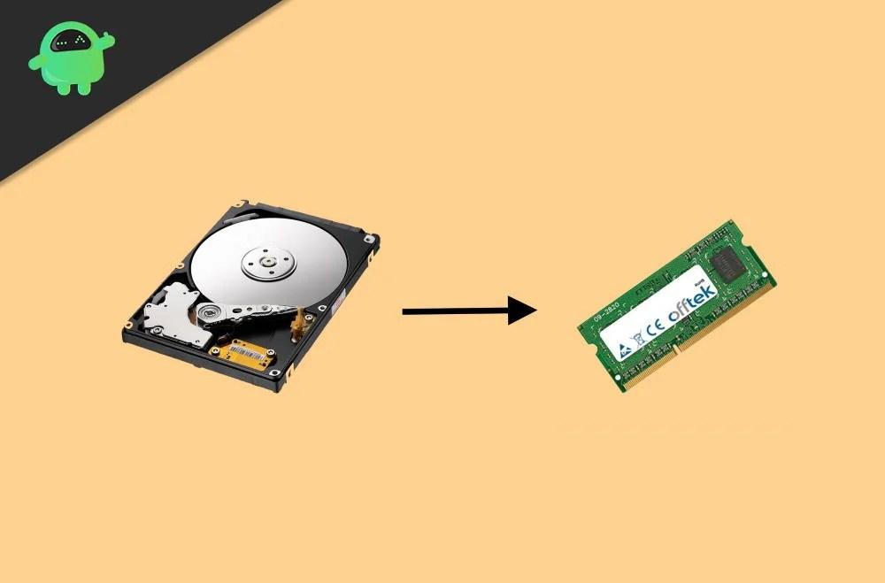 Как увеличить размер виртуальной памяти в Windows 10?
