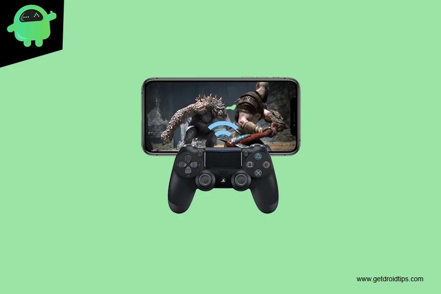Дистанционное воспроизведение PS4