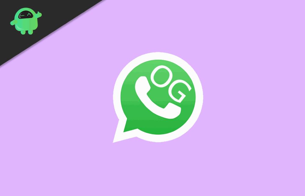 Скачать OGWhatsApp APK 8.25 - последнюю версию