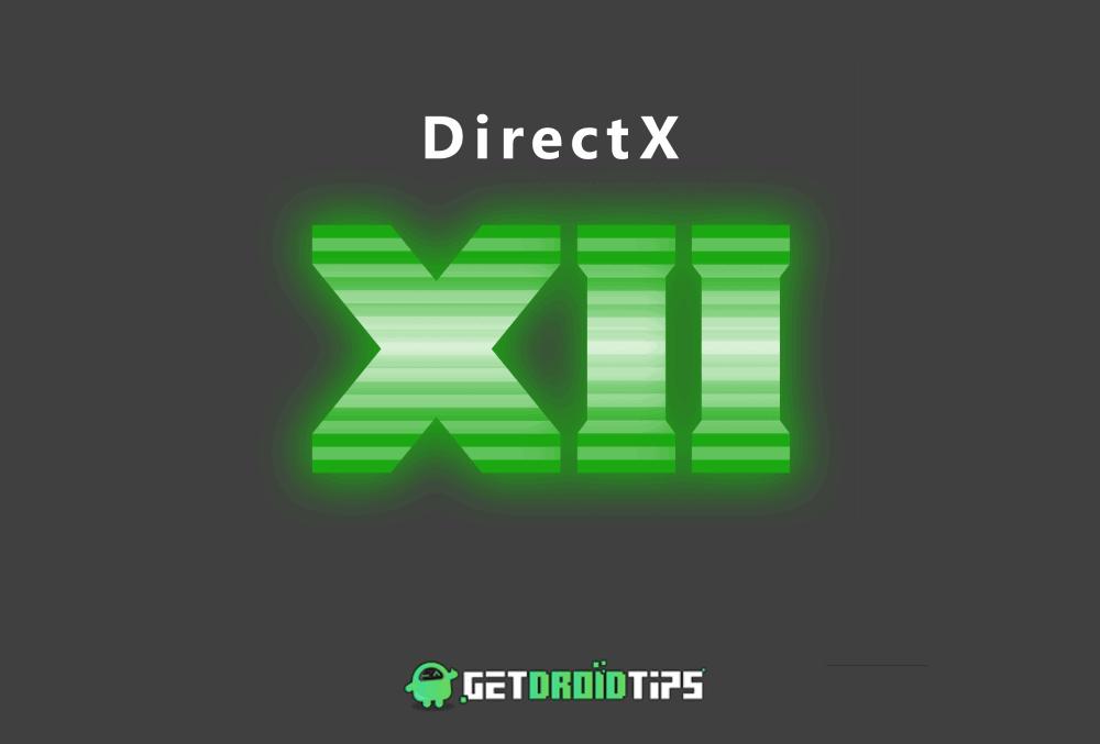 Включите DirectX 12 в любой игре в ОС Windows