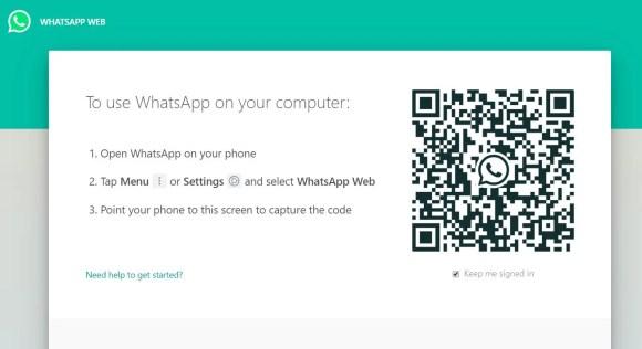 WhatsApp Интернет