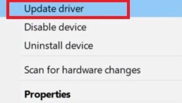 Когда EpocCam не работает, обновите драйверы