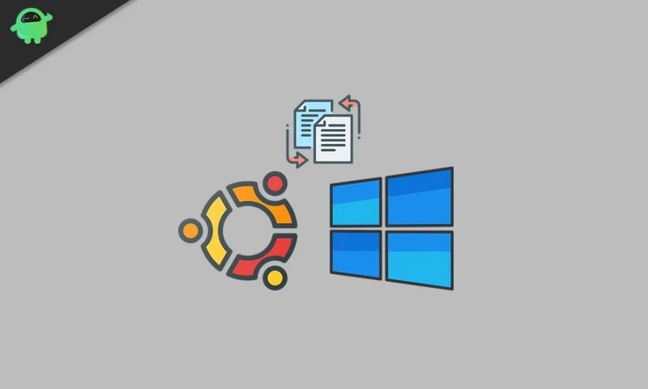 Çift Önyüklemede Dosyaları Ubuntu'dan Windows 10'a Nasıl Aktarırım?