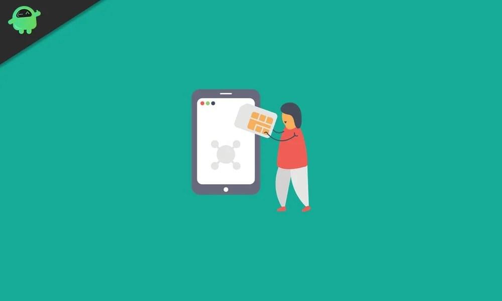 Исправить ошибку не обнаружена SIM-карта на телефоне Android