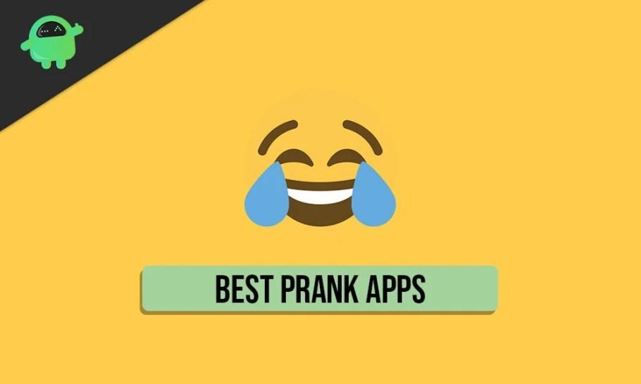 Arkadaşlarınızla Karışmak İçin Android için En İyi Prank Uygulamaları