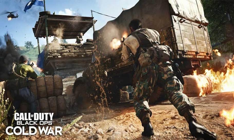 COD Black Ops Soğuk Savaş Siyahı ekran sorununu düzeltin