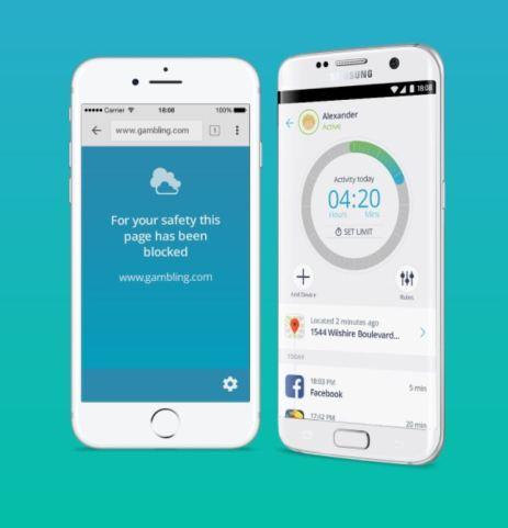 приложение для мониторинга qustodio