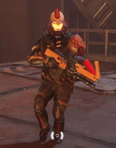 Ghostrunner düşmanlarını tetikle