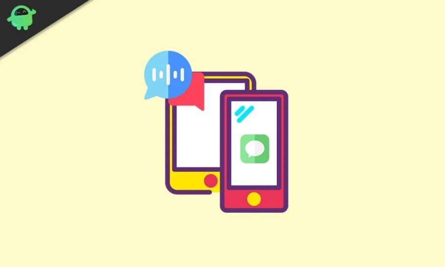 İPhone ve iPad'de Sesli Mesajlar Nasıl Kaydedilir