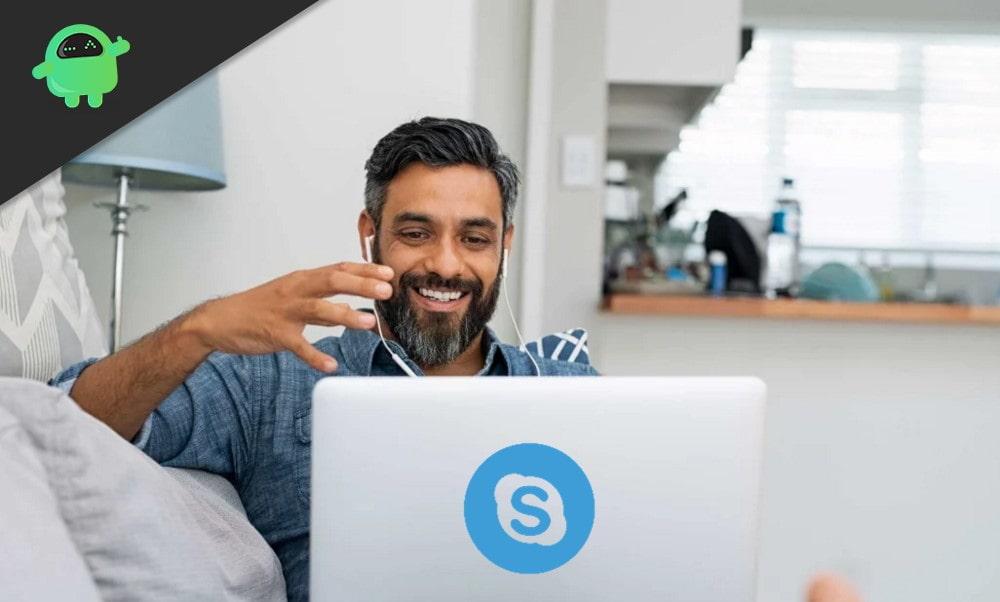 Как установить собственный фон для видеозвонков в Skype