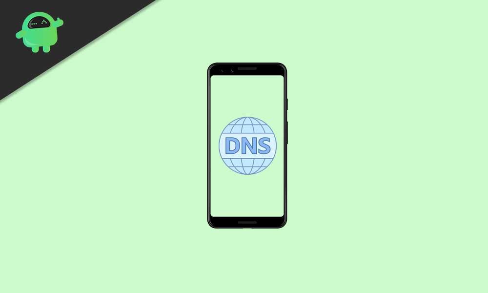 Как изменить настройки Android DNS