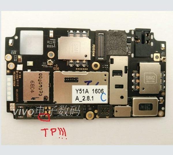 vivi Y51 tp без кирпича