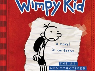 Diary of a Wimpy Kid by Jeff Kinney: Books 1 and 2 available on Epic!