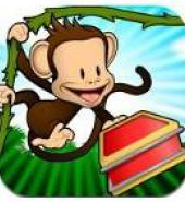 Monkey Preschool Lunchbox is a great app for preschoolers. Available on iPhone or iPad or Android!