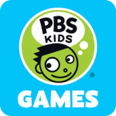 PBS Kids game is a great learning app for preschoolers.