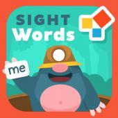 Sight Words is a great reading app for kindergarteners and older.