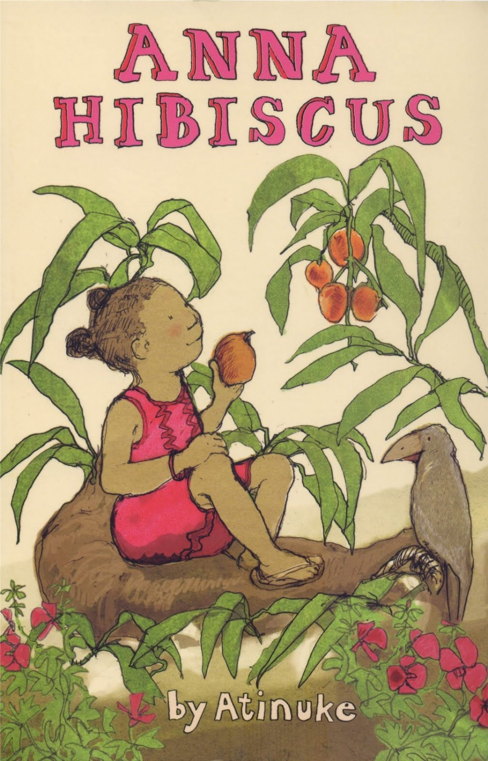 Anna Hibiscus is one of the best audiobooks for 5-year olds.