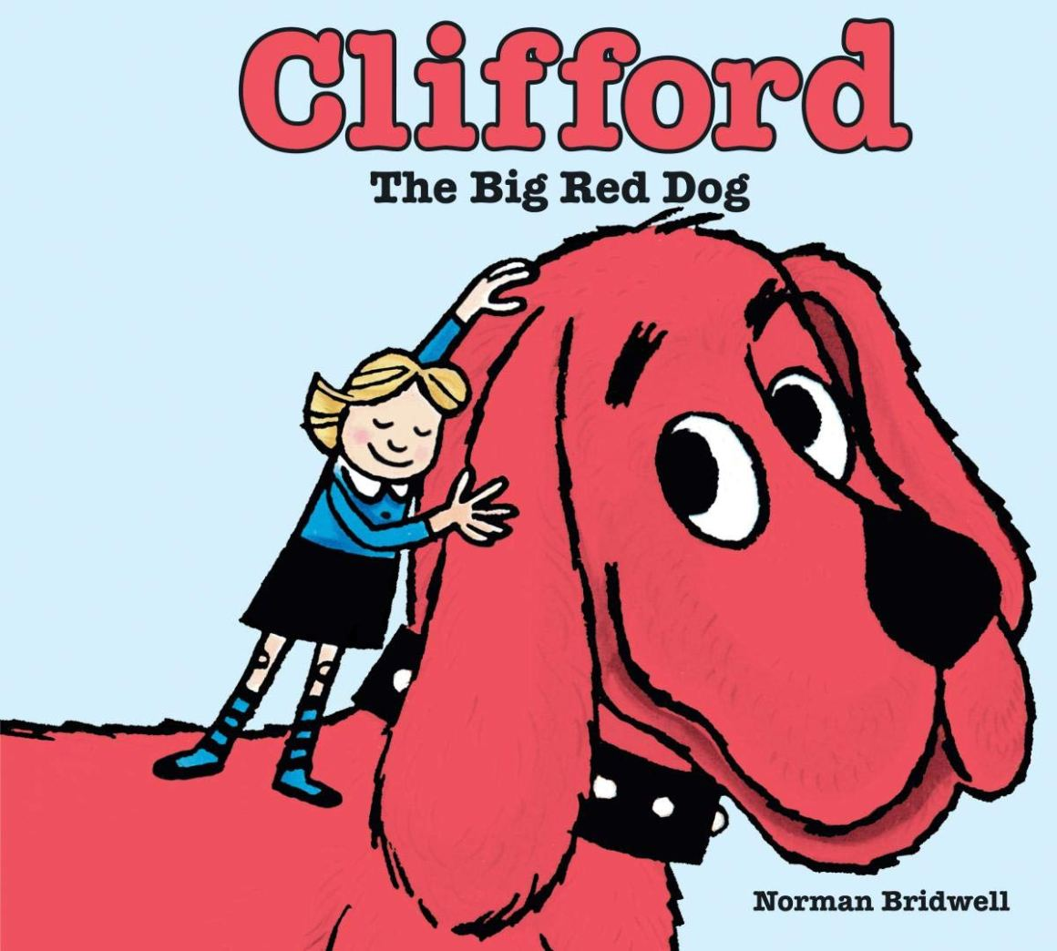 Clifford the Big Red Dog is one of the best audiobooks for 5-year olds.