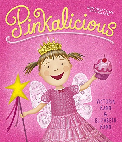 Pinkalicious is one of the best audiobooks for 5-year olds.