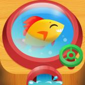 Busy Water is one of the best kid's apps for 5-year olds.