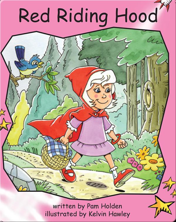 Best fantasy books for kids: Red Riding Hood