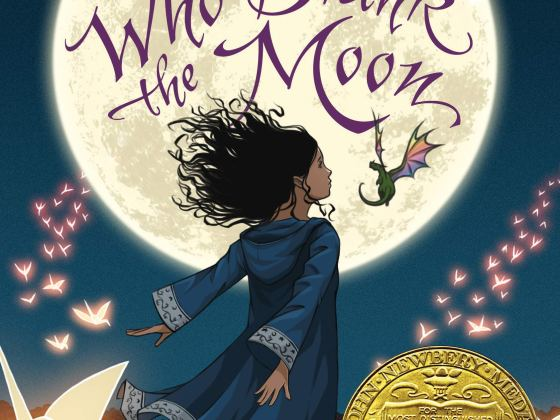 Best fantasy books for kids: The Girl Who Drank the Moon