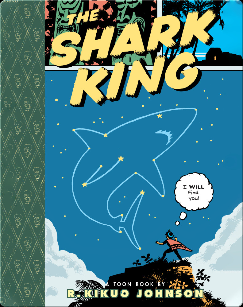 Best books for 7-year olds: The Shark King