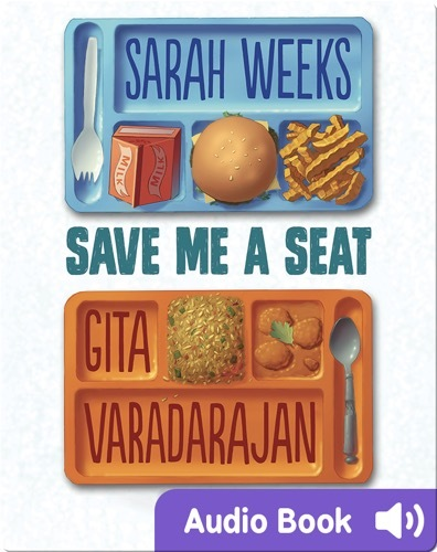 Best realistic fiction books for kids: Save Me a Seat