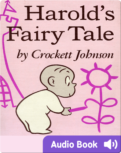 Best picture books to read aloud: Harold's Fairy Tale