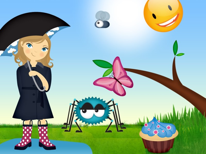 Best free learning apps for kids: Itsy Bitsy Spider by Duck Duck Moose