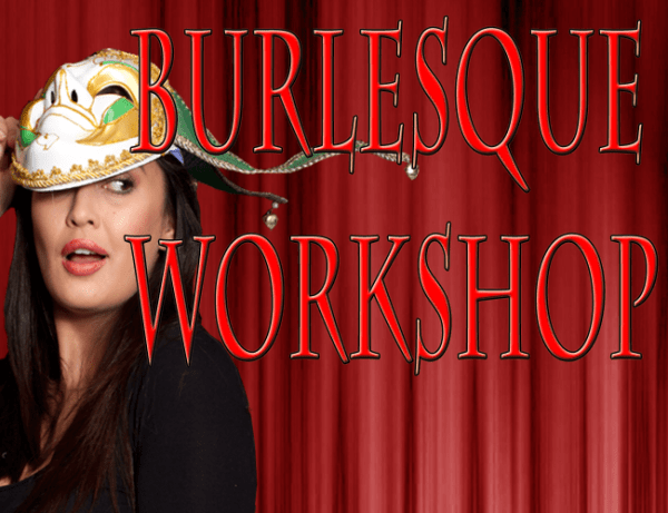 Workshop Burlesque Dansen