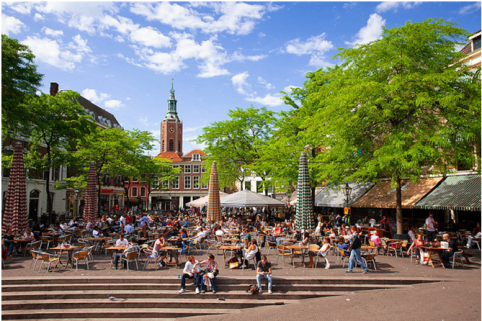 Speurtocht Den Haag