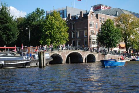 Sloepen Speurtocht Amsterdam