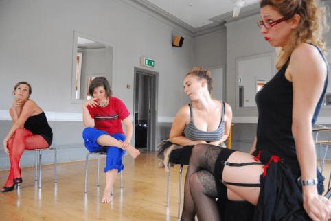 Workshop Burlesque dansen Breda