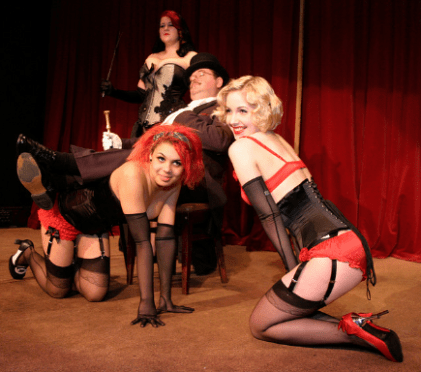Burlesque Workshop Den Bosch