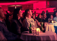 Comedy Diner Rotterdam.
