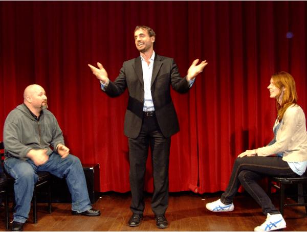 Comedy Workshop Amsterdam