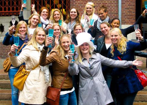 Crazy 88 Dinerspel Utrecht