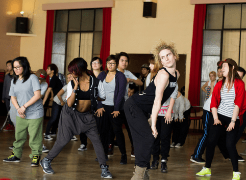 Dancehall Workshop in Amersfoort