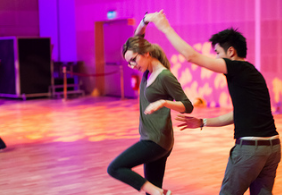 Workshop Dirty Dancing in Amersfoort