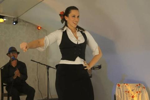 Workshop Flamenco Dansen Utrecht
